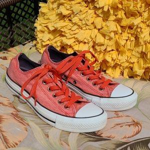 Converse All Star 🌟, Red brick, W 6.5, M 4.5